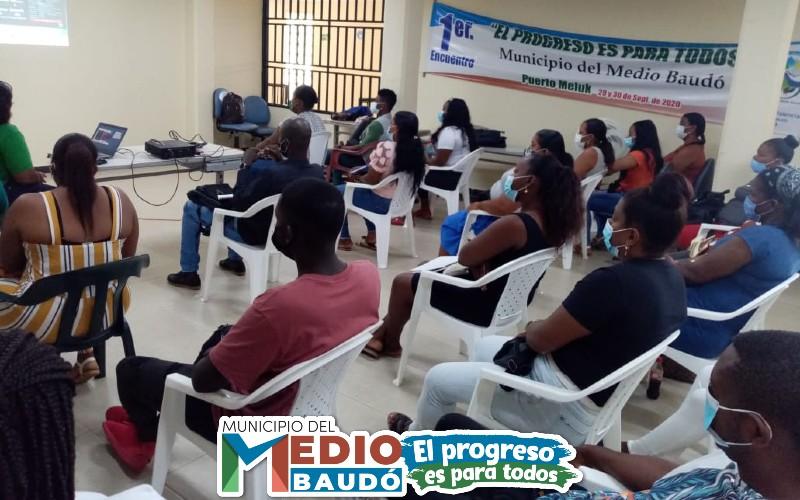 La administración municipal del Medio Baudó a través del programa adulto mayor, realizó inducción al talento humano. | Noticias de Buenaventura, Colombia y el Mundo