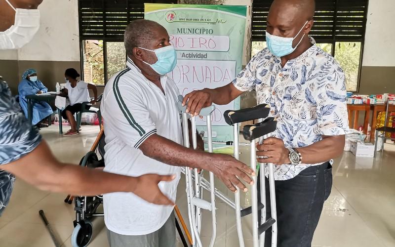 La administración municipal del Rio Iró, a través de Serví Salud Chocó IPS, realiza exitosa jornada integral de salud. | Noticias de Buenaventura, Colombia y el Mundo