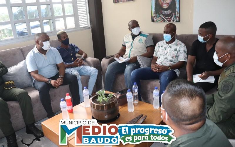 Alcaldía del Medio Baudó realiza primer comité de seguimiento electoral, con motivo de las elecciones donde se elegirán los Consejos de Juventud en todo el país. | Noticias de Buenaventura, Colombia y el Mundo