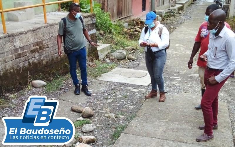 La Empresa Aguas del Chocó S.A – E.S.P gestor PDA entregó la obra del alcantarillado sanitario de Santa Rita cabecera municipal del Iró. - Noticias de Colombia