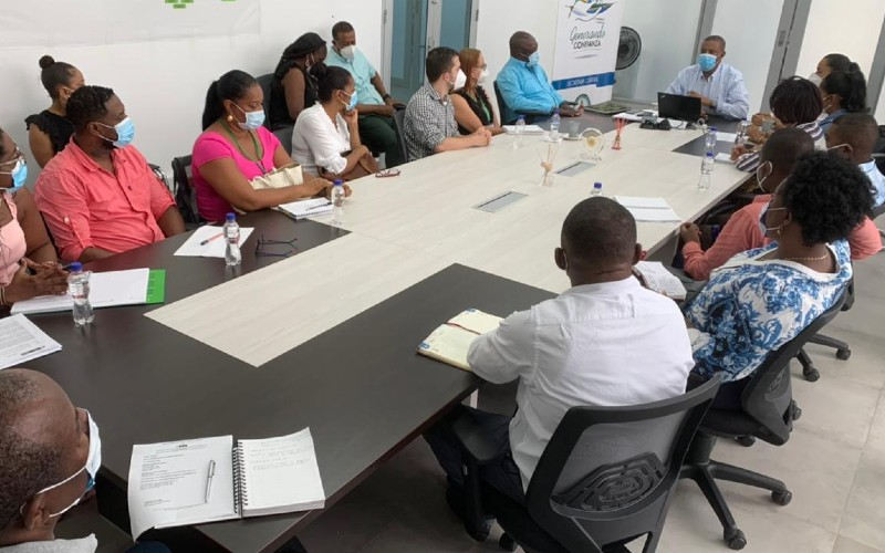 La Gobernación del Chocó, inicia plan de choque y articulación con las IPS y EPS en vacunación contra el COVID-19. - Noticias de Colombia