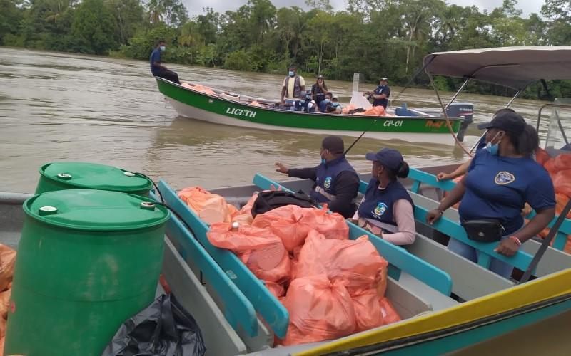 Administración municipal del Medio Baudó brinda asistencia humanitaria a damnificados por la ola invernal. | Noticias de Buenaventura, Colombia y el Mundo