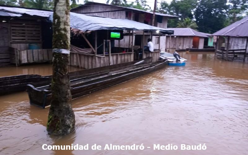 Mediante Decreto N°141 de julio 27 del 2021, fue declarada la calamidad pública en el municipio del Medio Baudó. | Noticias de Buenaventura, Colombia y el Mundo