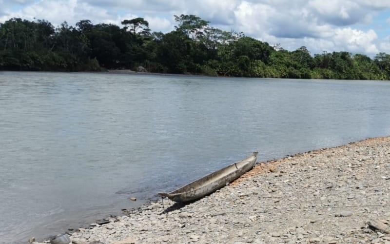 ART y Alcaldía de Nóvita PDETE dan inicio a la construcción del muelle flotante del corregimiento de Santa Rosa. - Noticias de Colombia