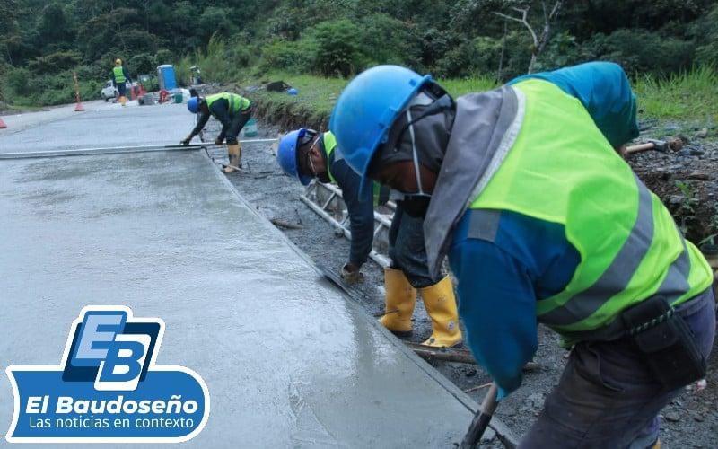 Para el próximo año estará terminada la vía Risaralda – Chocó. - Noticias de Colombia