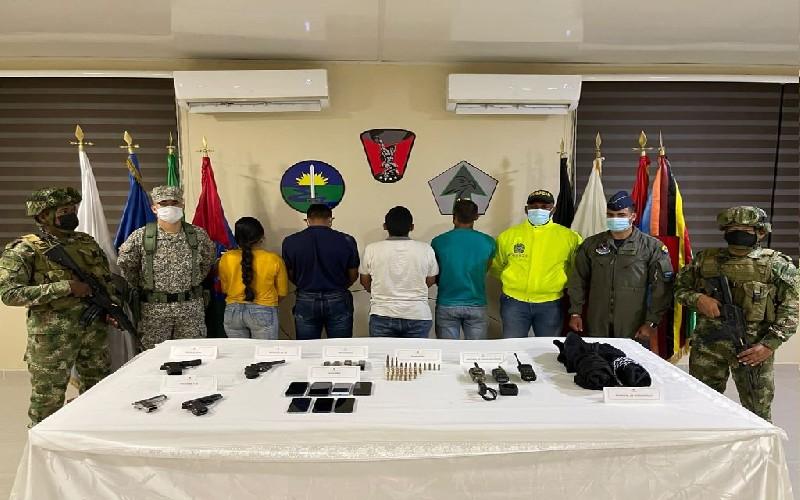 Fuerzas Militares afectan contundentemente al GAO Clan del Golfo y GAO ELN. - Noticias de Colombia