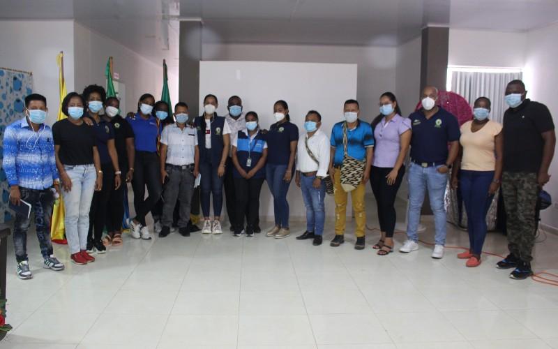 Gobernación del Chocó a través de la Secretaría de Salud departamental realiza mesa de salud ampliada en el municipio de Bagadó – Chocó. - Noticias de Colombia